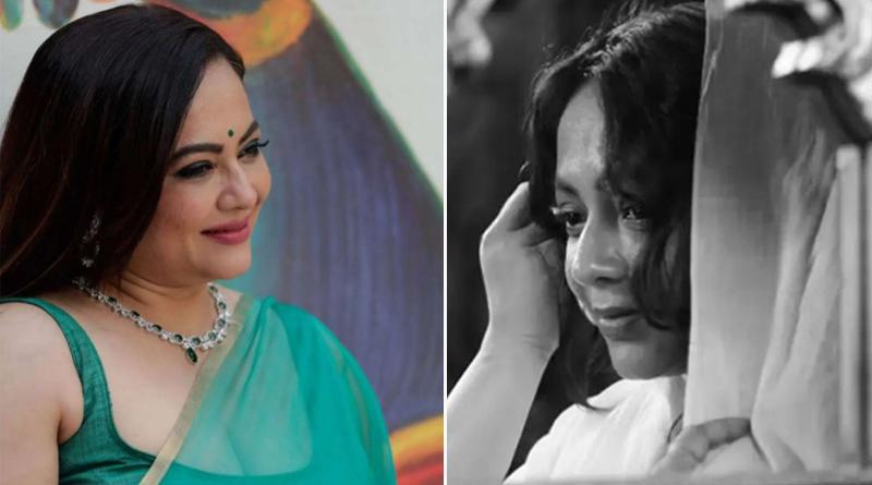 Sreelekha Mitra Shares New look on Social Media | Sangbad Pratidin