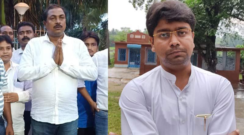 TMC started campaign for Subrata Mandal and Brajakishore Goswami | Sangbad Pratidin