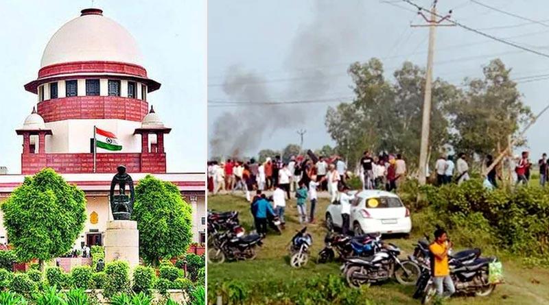 Not satisfied with UP govt probe in Lakhimpur Kheri case, Says Supreme Court | Sangbad Pratidin