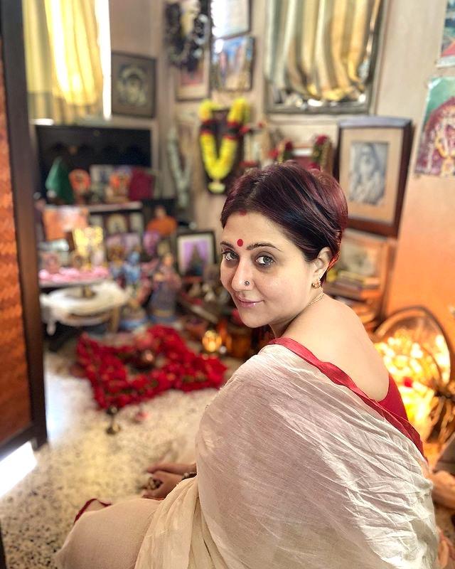 Actress Swastika Mukherjee