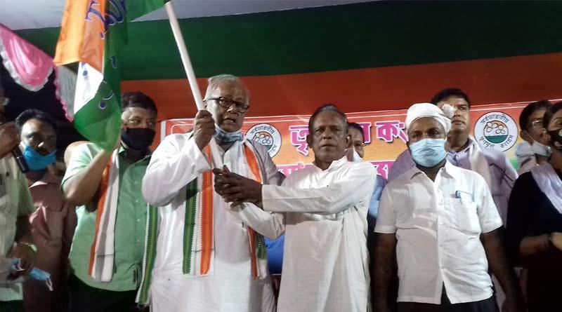 500 BJP worker of Khardah joins TMC | Sangbad Pratidin