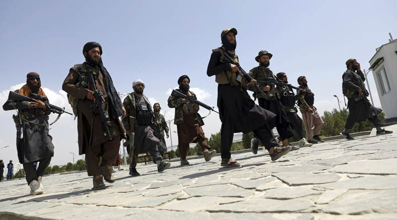 Taliban fighters vandalise Kabul's Gurdwara Karte Parwan, breaks CCTV and locked doors | Sangbad Pratidin