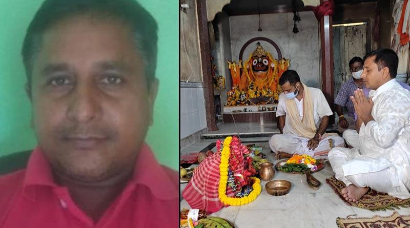 BJP MLA of Surma, Tripura Ashish Das will join TMC in Kolkata after atonement | Sangbad Pratidin