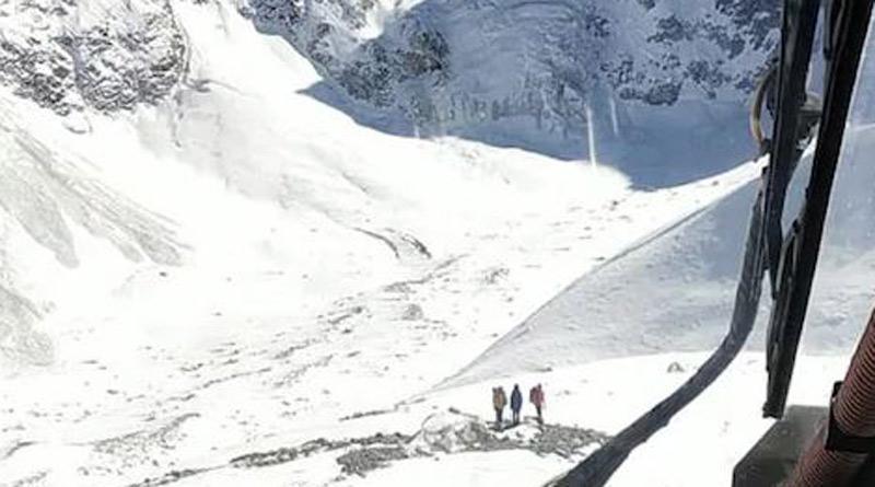 Bodies of 5 trekkers from West Bengal retrieved from Sundardhunga glacier in Uttarakhand। Sangbad Pratidin