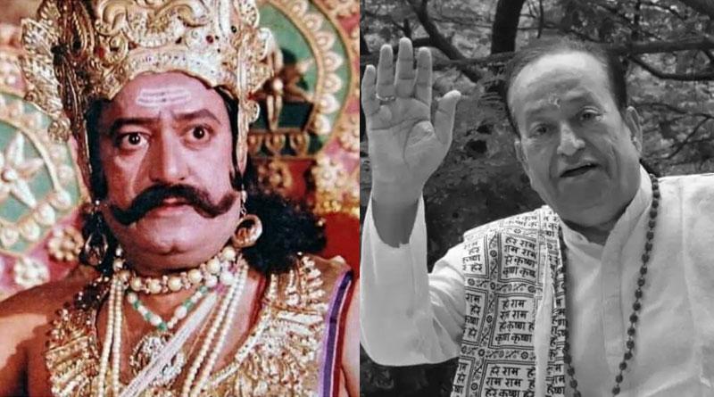 Actor Arvind Trivedi, Ramayan's Ravan, dies of a heart attack