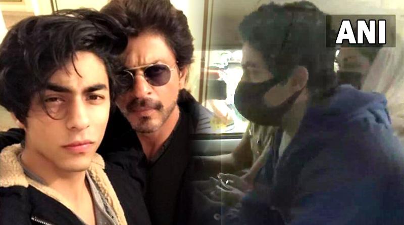 Shah Rukh Khan's son Aryan Khan denied bail in drug case   Sangbad Pratidin