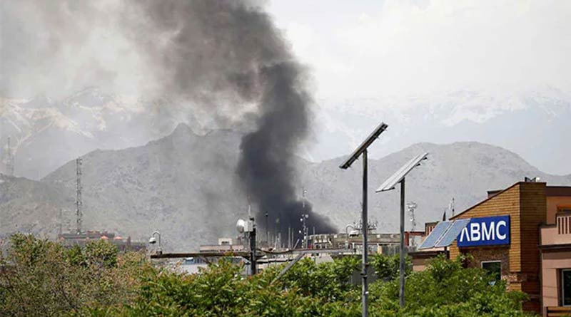 Blast Kills Several Civilians Near Kabul Mosque | Sangbad Pratidin