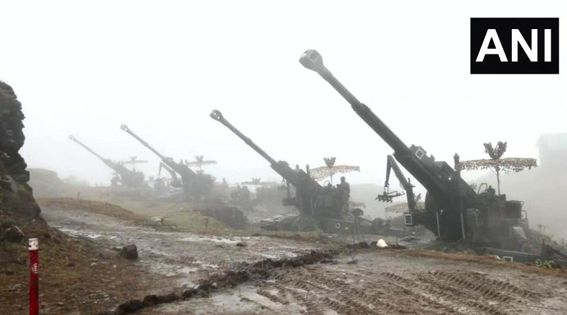 Army Missile squad practices to kill 'Enemy Tank' hiding in fog in Arunachal | Sangbad Pratidin