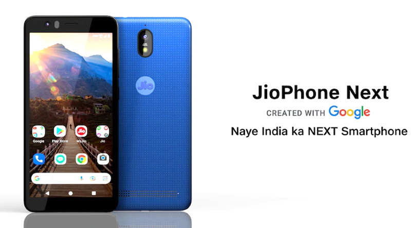 Reliance Jio unveils key features of JioPhone Next | Sangbad Pratidin
