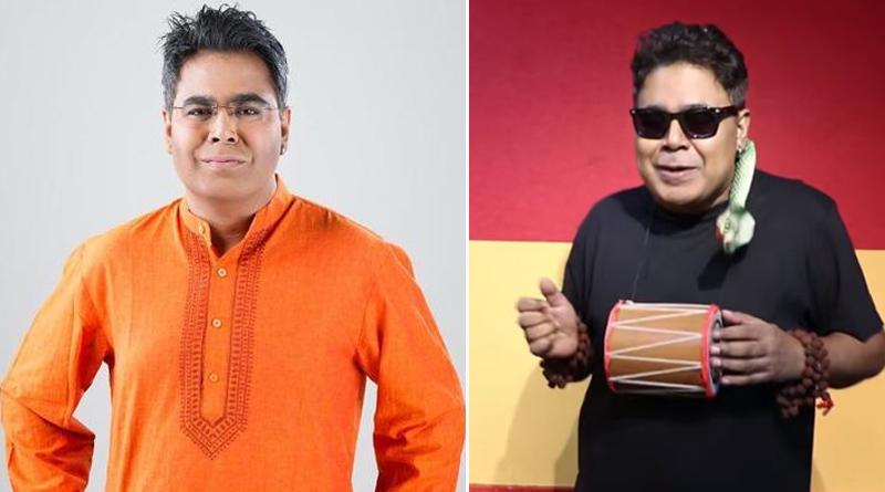 Mir Afsar Ali trolled once agin for durga puja video   Sangbad Pratidin
