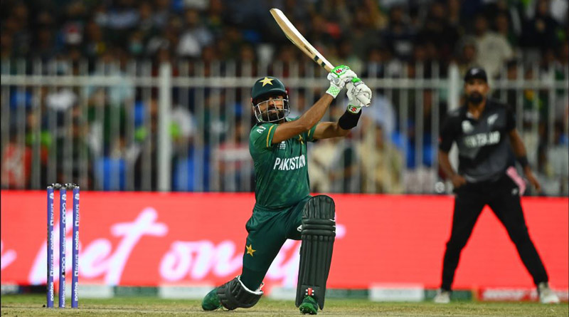 T-20 World Cup: Pakistan wins against New Zealand | Sangbad Pratidin
