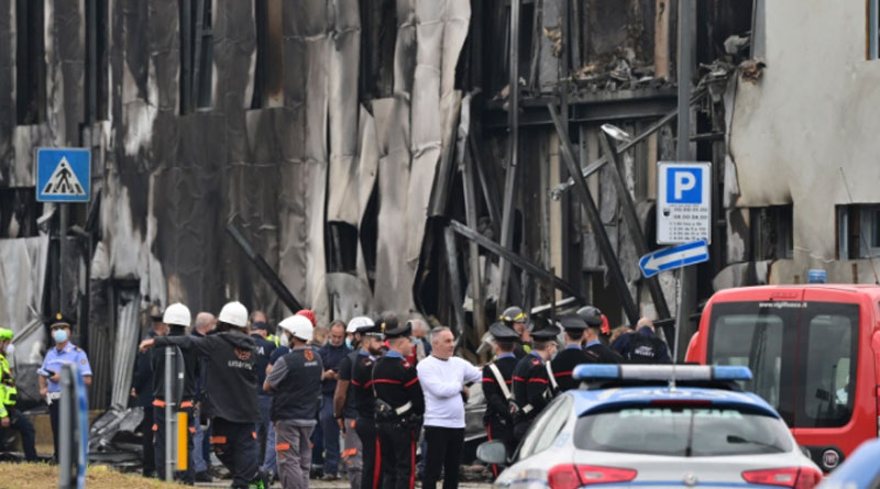 Romanian billionaire dead after plane crashes in Milan   Sangbad Pratidin