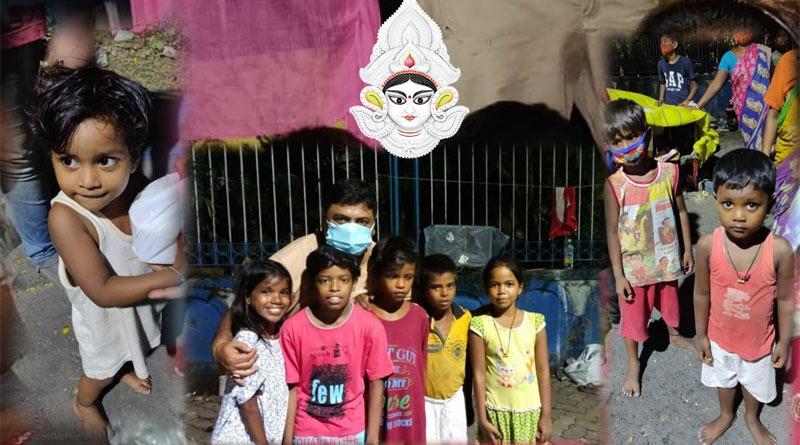 Kaustav and his friends will feed distressed people in Kolkata during Durga Puja 2021 | Sangbad Pratidin
