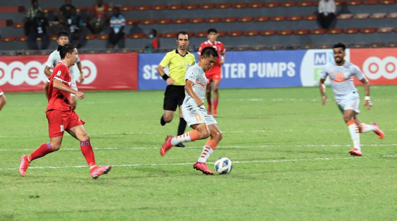 SAFF Championship 2021: India wins in style against Nepal and hope still alive | Sangbad Pratidin