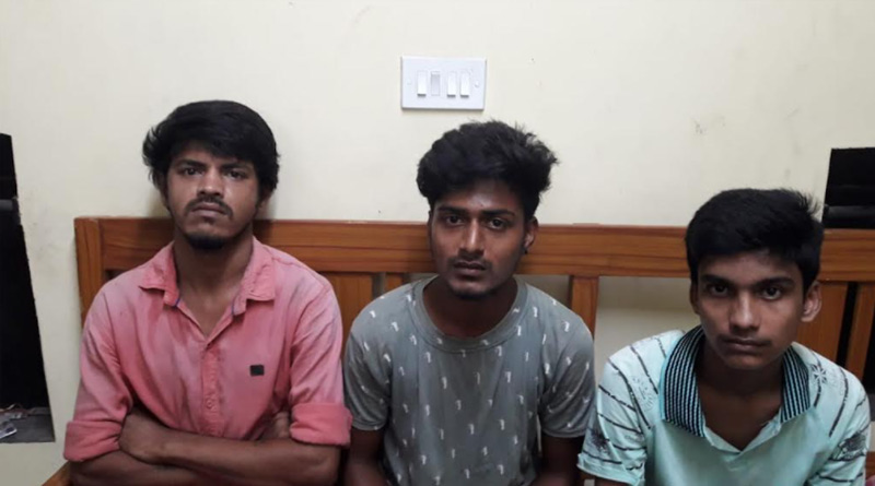 Three youth arrested for throwing a dog in river | Sangbad Pratidin