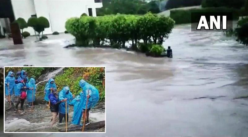 Uttarakhand heavy Rain: at least 16 dead in rain-related incidents | Sangbad Pratidin