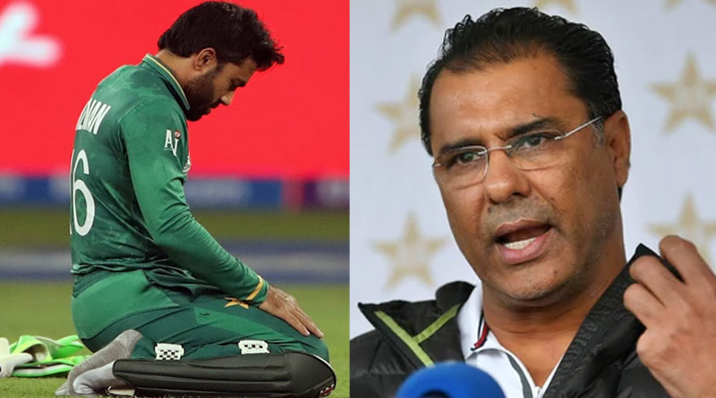 T-20 World Cup: Waqar Younis issues apology on 'Namaz in front of Hindus' comment | Sangbad Pratidin